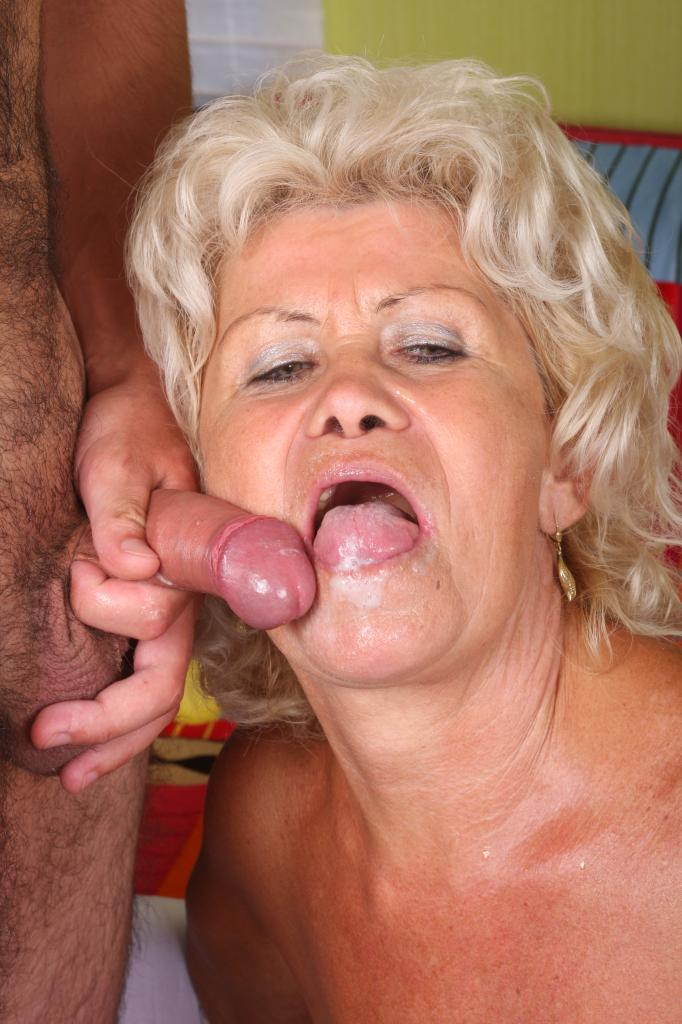 Search granny blowjob cum