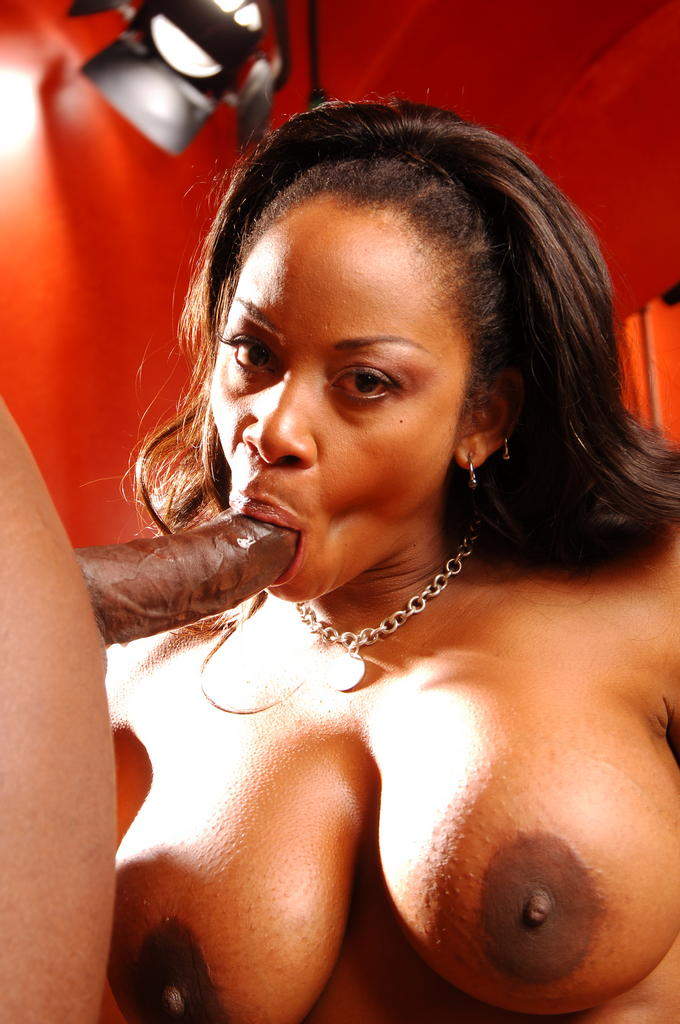Ebony Sucking Dick Cum Mouth