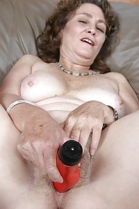 Still Kinky Grannie Shows Dildo To Maintain Her Libido Level