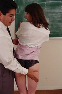 Dirty Secretary Worker Gets Punished By Her Boss And Likes Bare Ass Spanking In The Conference Area