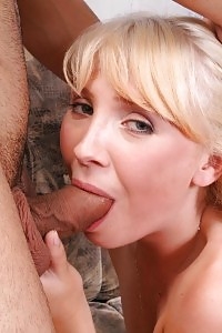 Playful Blonde Likes Ass Fucking On Top