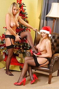 Jodie Gasson And Melissa D As Flexible Pornstar